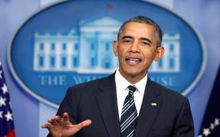 President Obama Warns Department Of Homeland Security Shutdown Would Hurt Economy